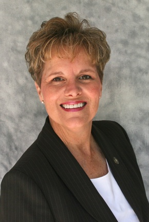 Ward II Alderman Annette Turnbaugh