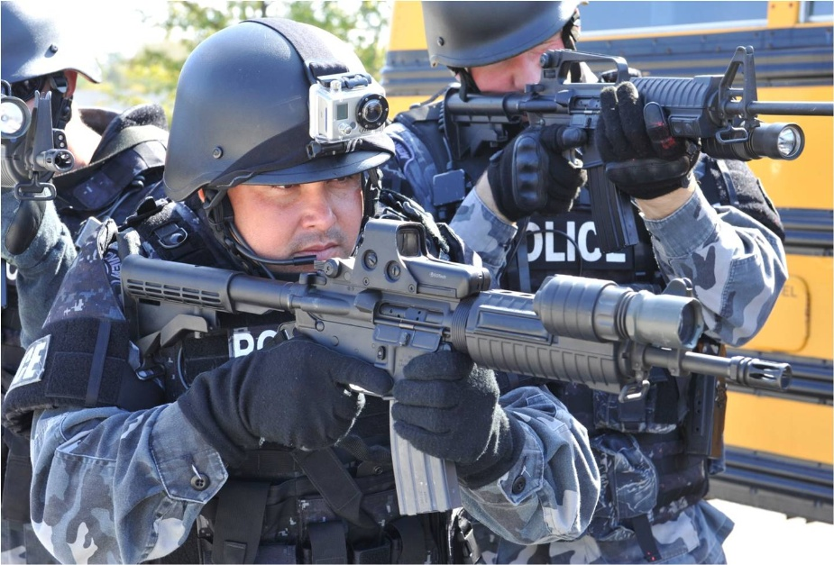 Swat Unit Special Weapons And Tactics Grandview Mo