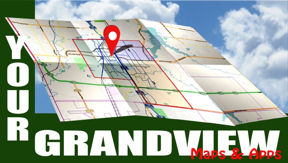 Your Grandview Maps and apps