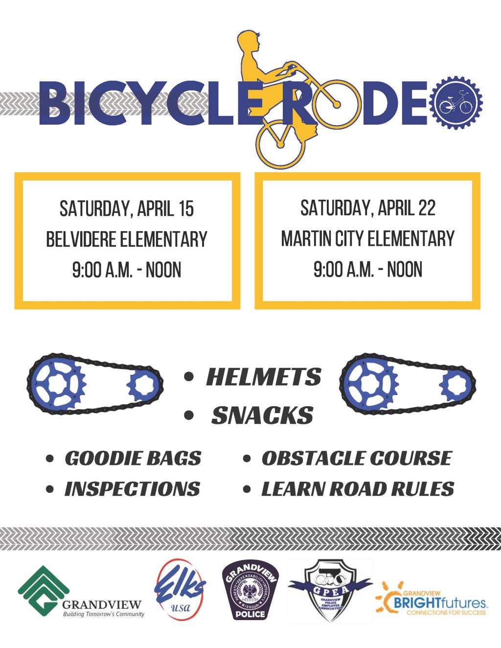 2017 bicycle Rodeo Flyer (1)