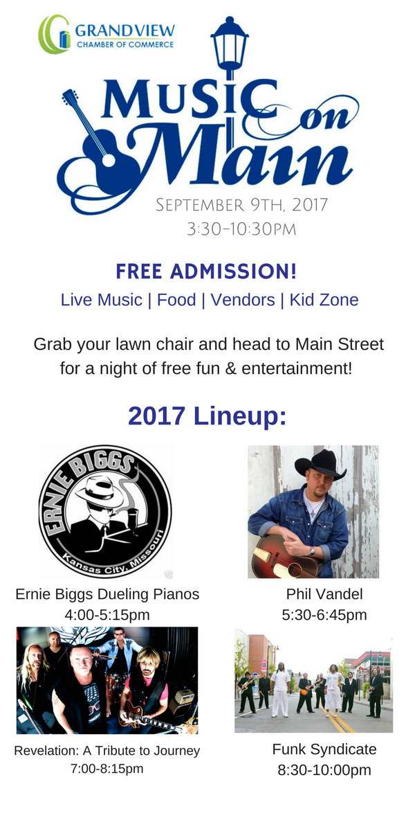 Music on Main 2017