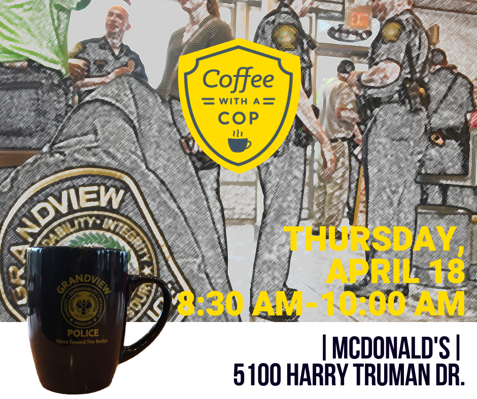 coffee with a cop april 18 2019