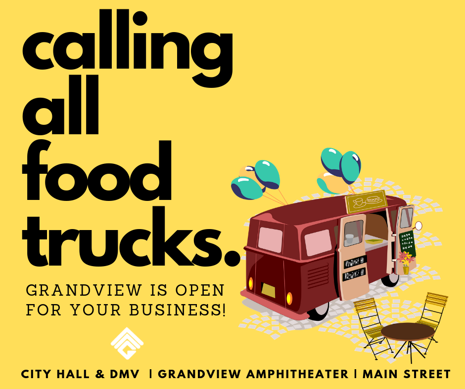 calling all food trucks