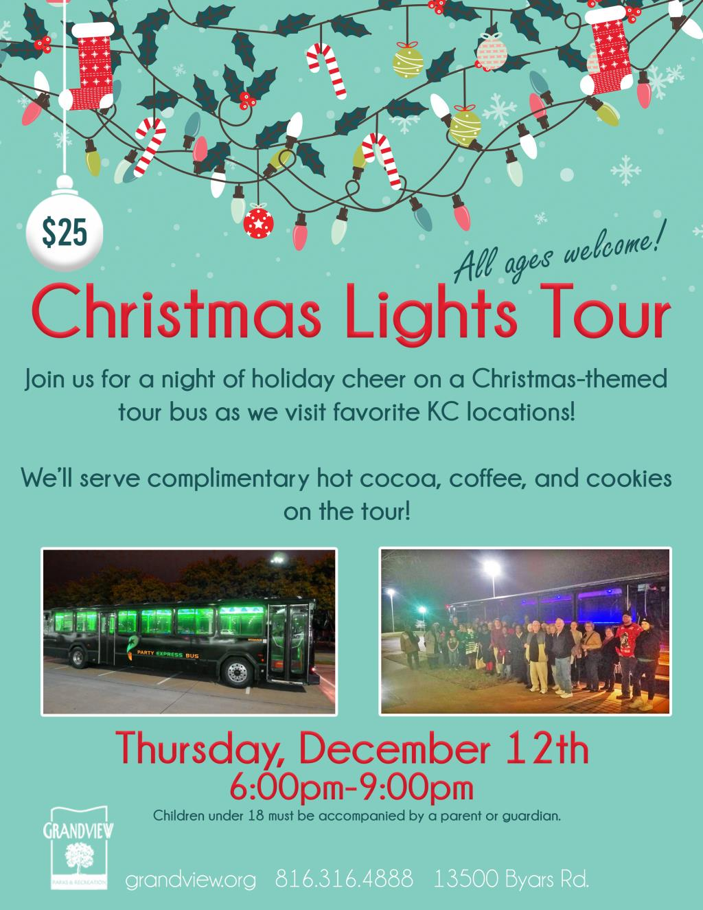 Christmas Lights Tour 2019