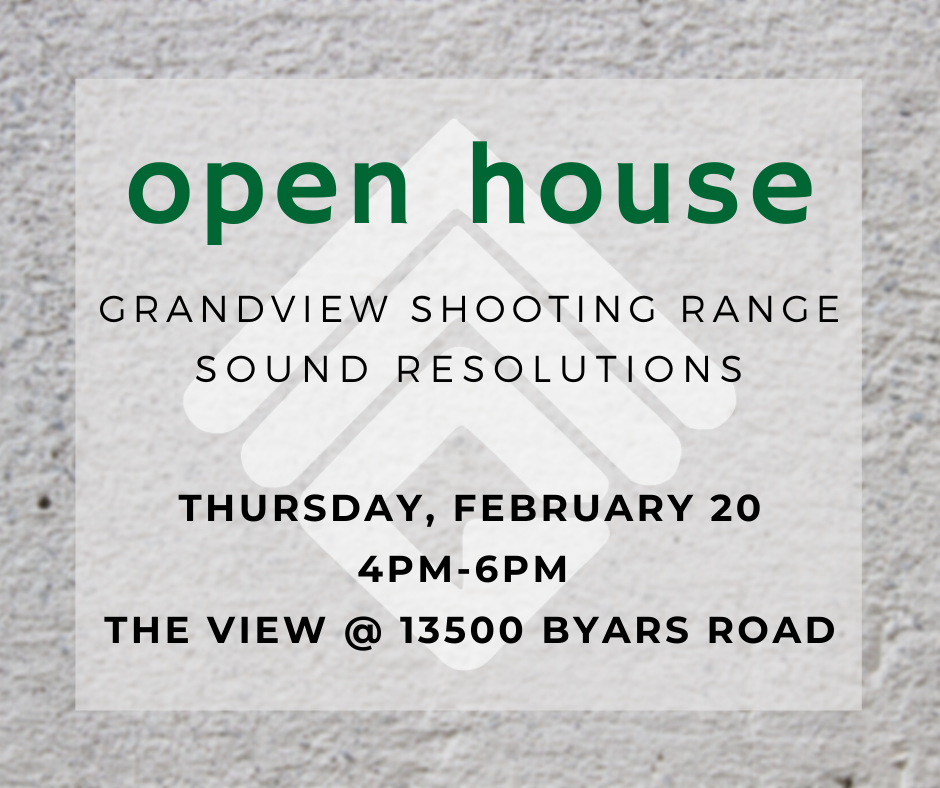 shooting range open house