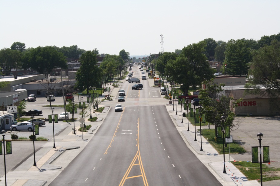 Phase 4 - Main Street Revitalization Project | Grandview, MO