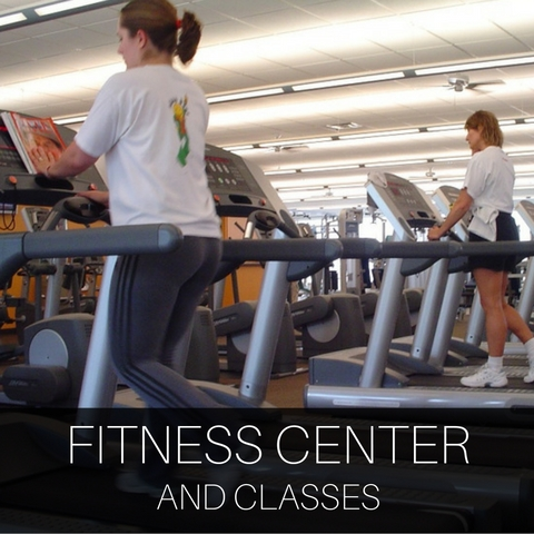 FITNESS CENTER & CLASSES