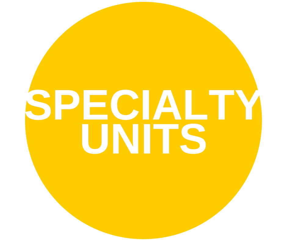 SPECIALTY UNITS