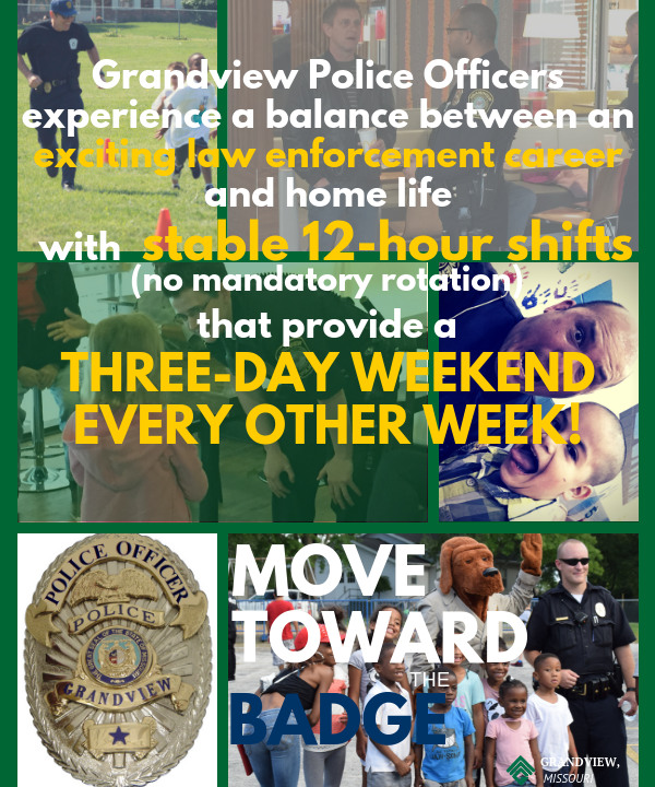 GRANDVIEW PD WEB DESIGN